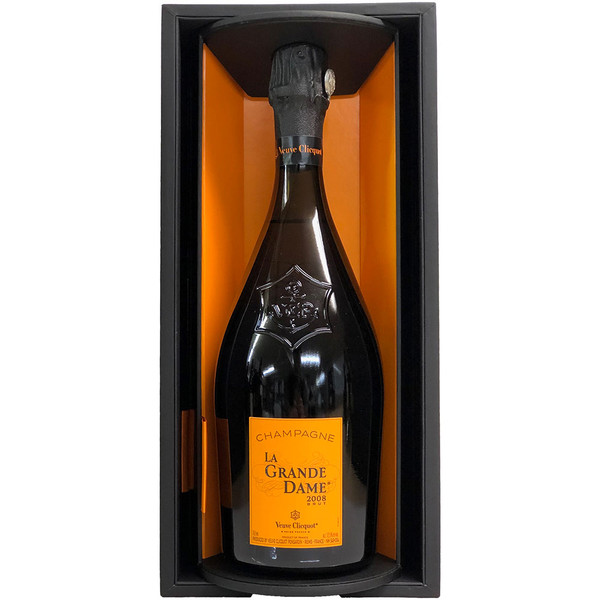 Veuve Clicquot 2008 La Grande Dame Limited Edition w/ Gift Box | 95 POINTS