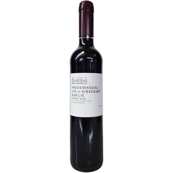 Frederiksdal Vin Af Kirsebaer Sur Lie Cherry Wine 500ML