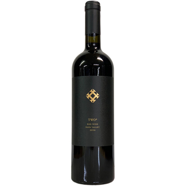 Alpha Omega 2016 Two Squared Red Wine