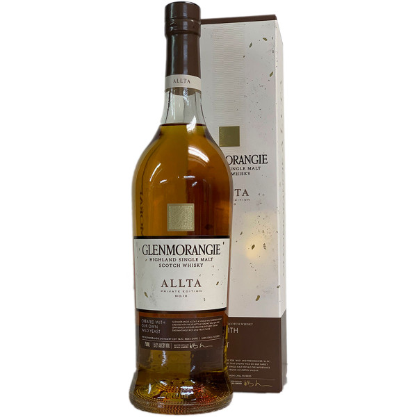 Glenmorangie Allta Private Edition No 10 Highland Single Malt Scotch