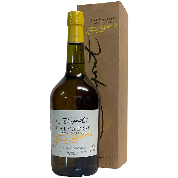 Dupont Calvados Fine 2 Year Brandy