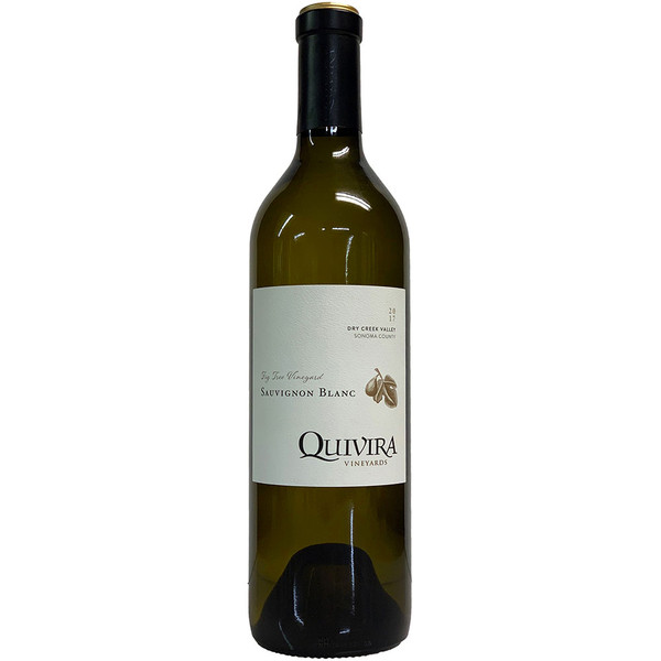 Quivira 2017 Fig Tree Vineyard Sauvignon Blanc