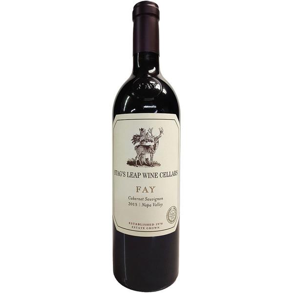 Stag's Leap Wine Cellars 2015 Fay Cabernet Sauvignon | 94 POINTS