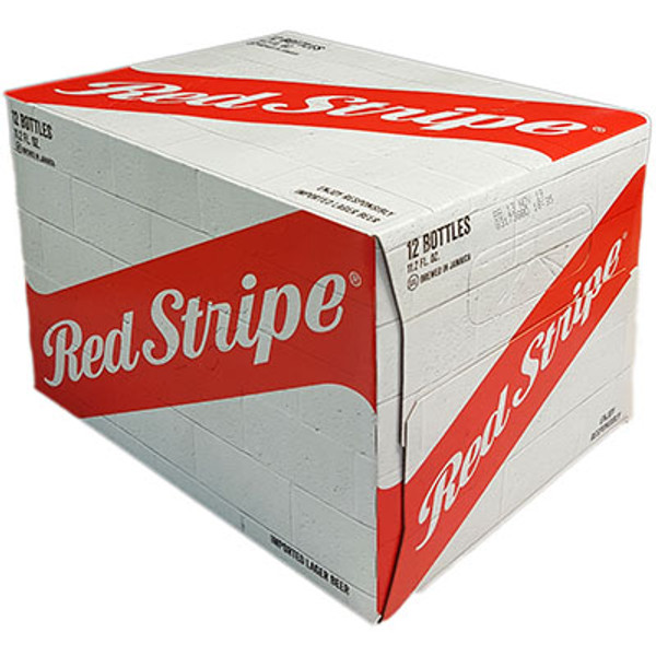 Red Stripe Lager 12-Pack