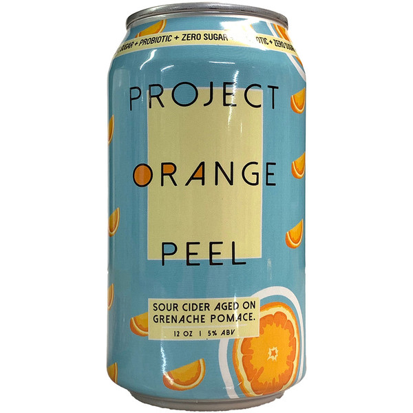 101 Cider House Project Orange Peel Can
