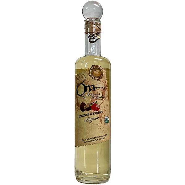 Organic Mixology OM Coconut Lychee Berry Liqueur