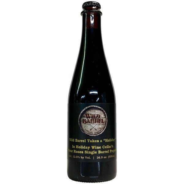 """Wild Barrel Takes A """"Holiday"""" Barrel Aged Imperial Stout"""