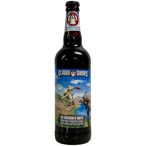 Clown Shoes The Exorcising Of Baxter Barrel Aged Imperial Stout