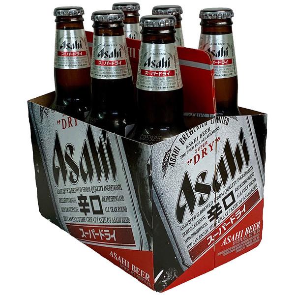 Asahi Super Dry 6-Pack