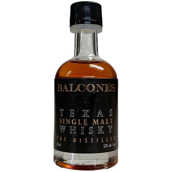 Balcones Texas Single Malt Whisky 50ML