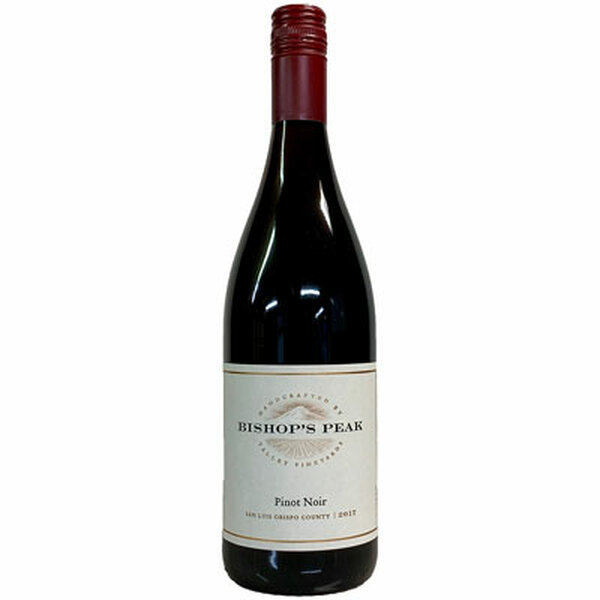 Bishop's Peak 2017 Pinot Noir