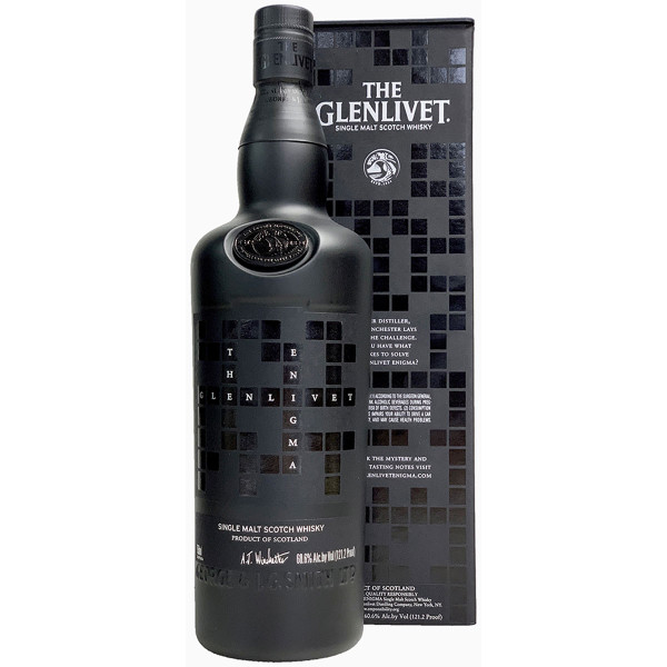 Glenlivet Enigma Scotch Whisky