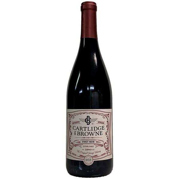 Cartlidge & Browne 2015 Pinot Noir