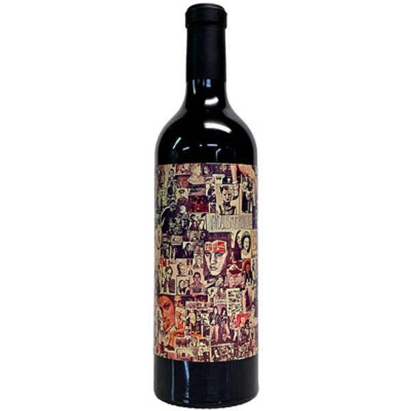 Orin Swift 2017 Abstract | 91 POINTS