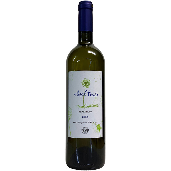 Markou Vineyards 2017 Kleftes Savatiano