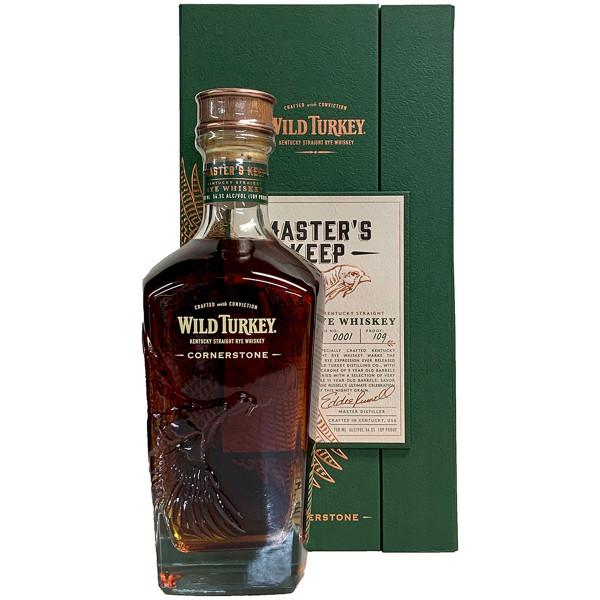 Wild Turkey Master's Keep Cornerstone Rye Whiskey