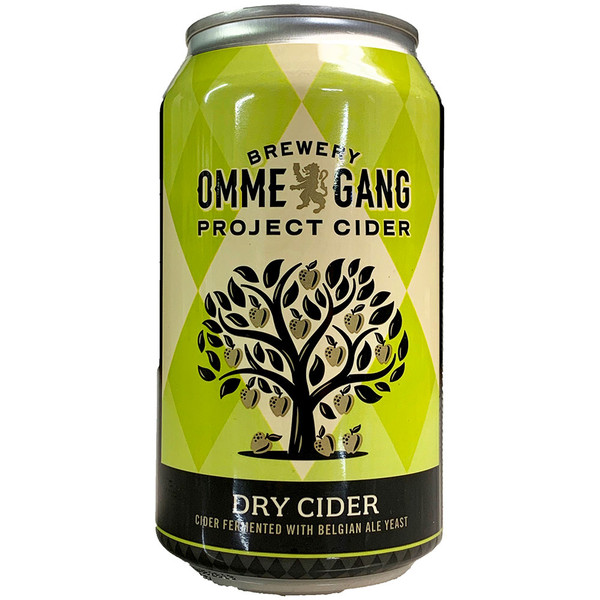 Ommegang Project Cider: Dry Cider Can