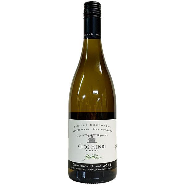Clos Henri 2018 Petit Clos Sauvignon Blanc | 90 POINTS