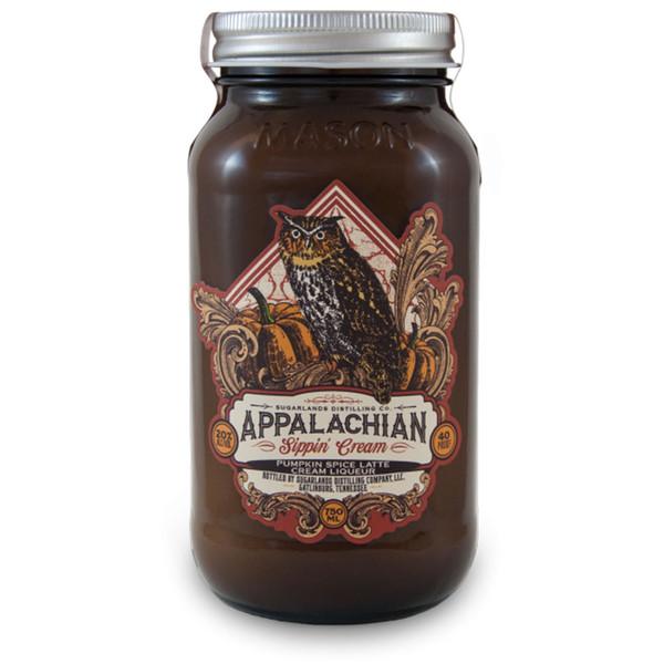 Sugarlands Shine Pumpkin Latte Sippin' Cream Tennessee Moonshine