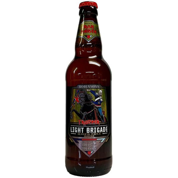 Robinsons Trooper Light Brigade Golden Ale