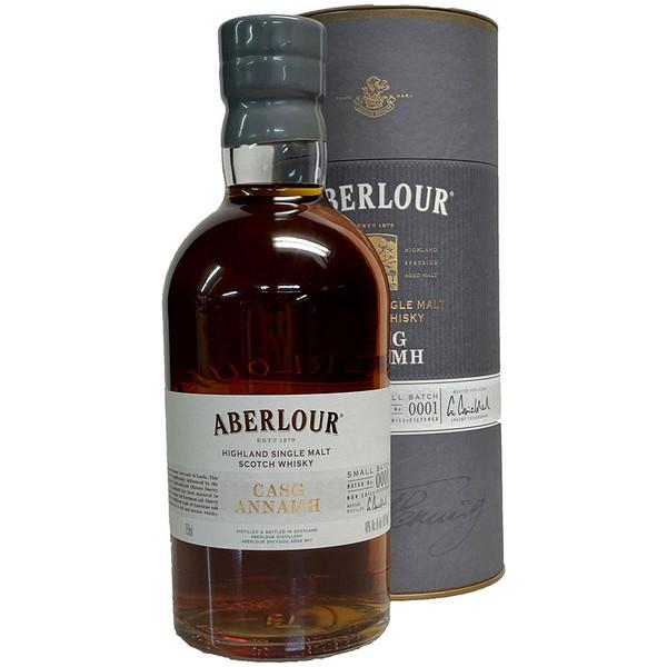 Aberlour Casg Annamh Batch 1 Single Malt Scotch