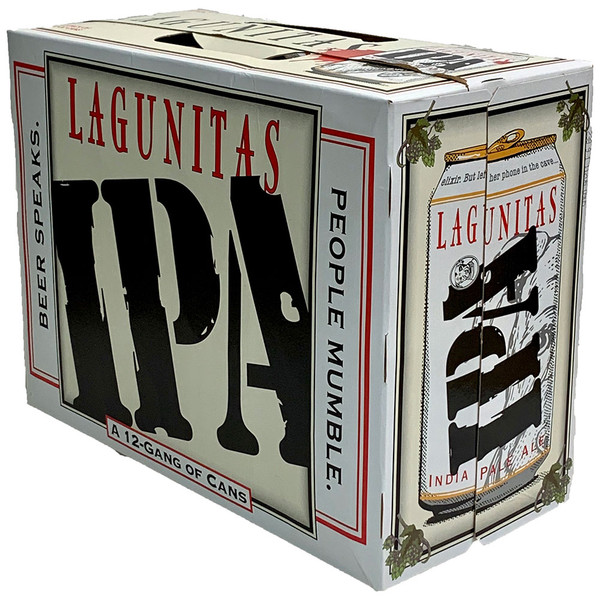 Lagunitas IPA 12-Pack Can