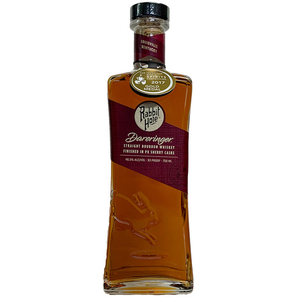 Rabbit Hole Dareringer Kentucky Straight Bourbon Sherry Cask Finish