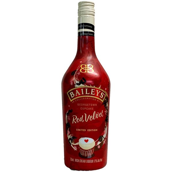 Baileys Red Velvet Georgetown Cupcake Limited Edition Irish Cream Liqueur
