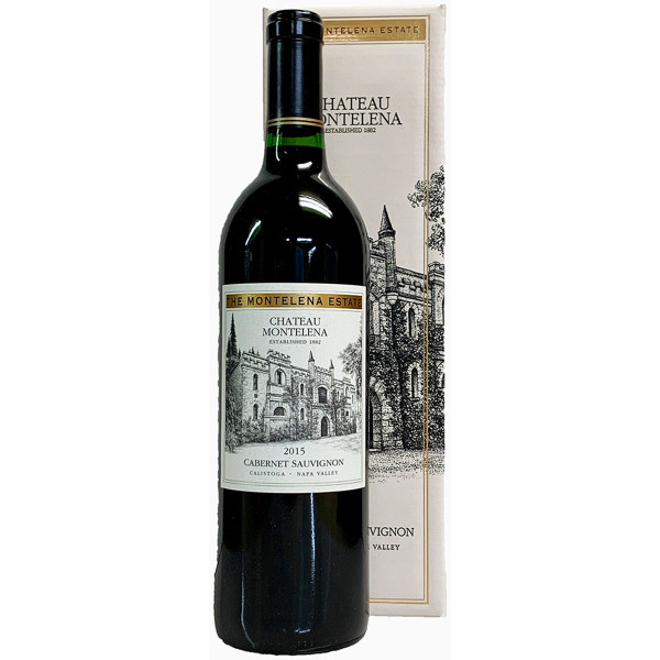 Chateau Montelena 2015 The Montelena Estate Cabernet Sauvignon