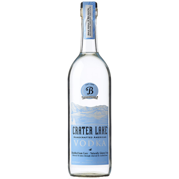Crater Lake Vodka Gluten Free