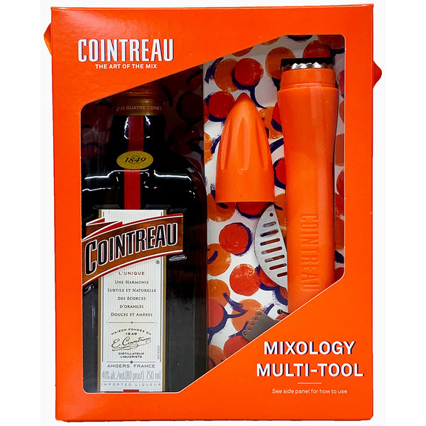 Cointreau Mixology Multi-Tool Gift Pack