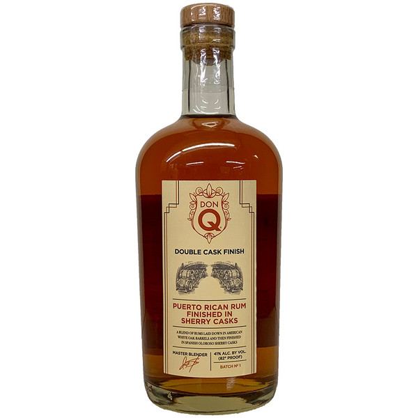 Don Q Double Sherry Cask Anejo Rum
