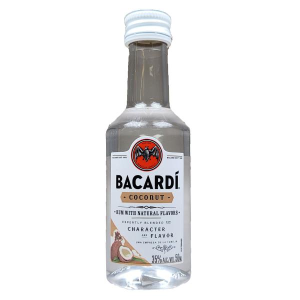 Bacardi Coconut Flavored Rum 50ML