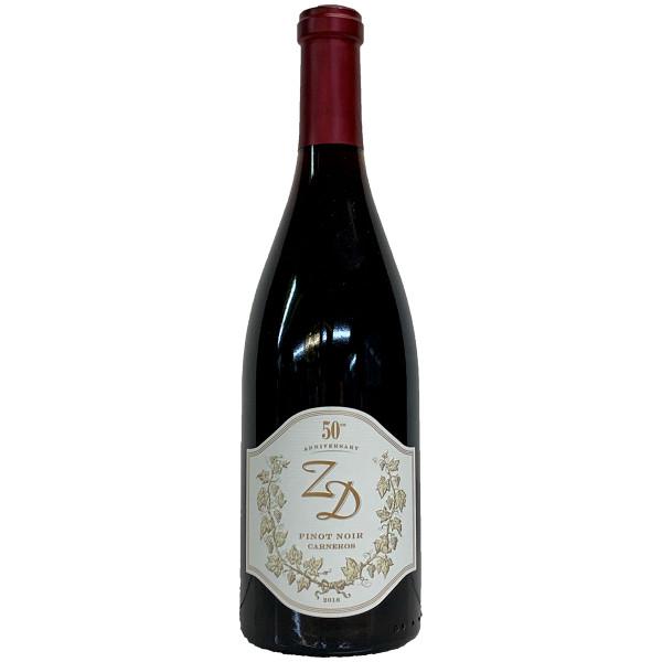 ZD 2018 Pinot Noir