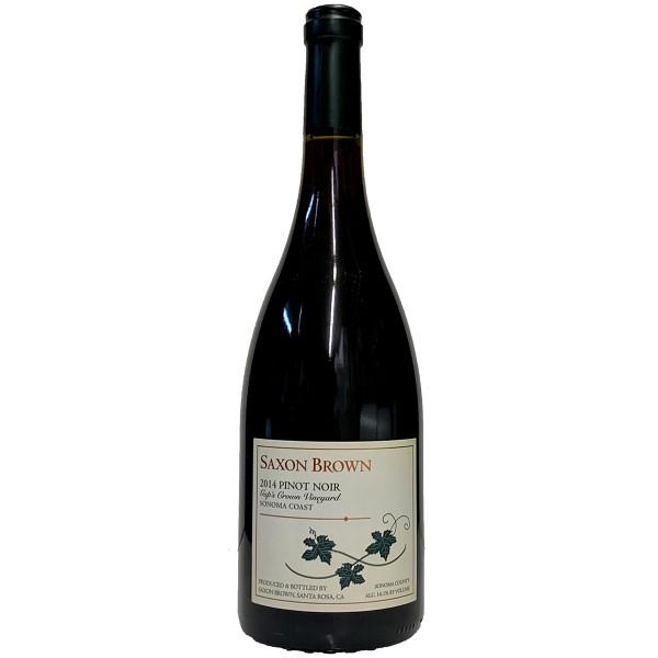 Saxon Brown 2014 Gap's Crown Vineyard Pinot Noir