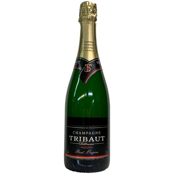 Tribaut Schloesser Brut Origine Champagne