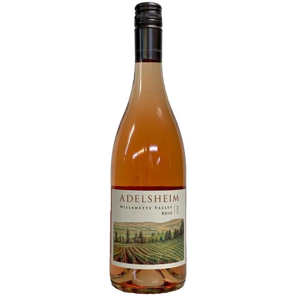 Adelsheim 2018 Willamette Valley Rose