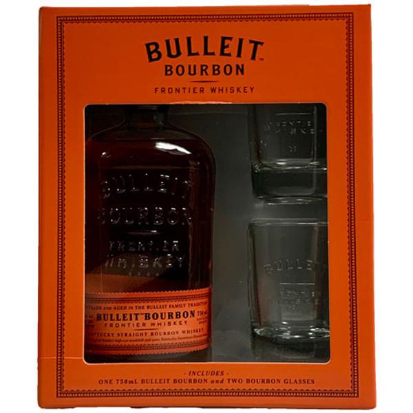 Bulleit Bourbon Gift Pack