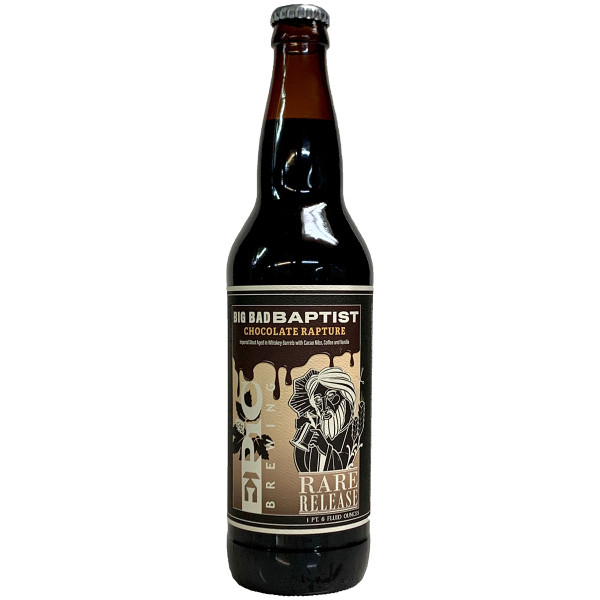 Epic Brewing Big Bad Baptist Chocolate Rapture Imperial Stout