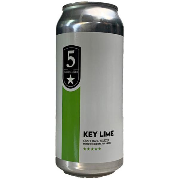5 Star Hard Seltzer Key Lime