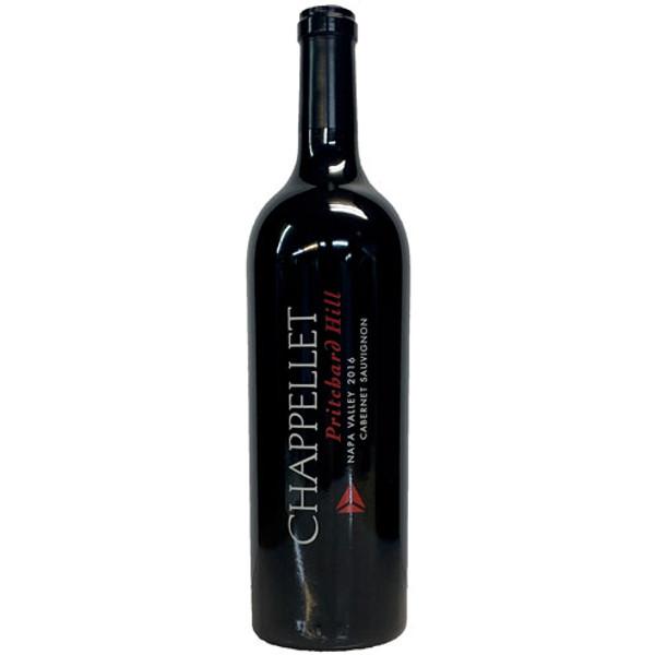 Chappellet 2016 Pritchard Hill Cabernet Sauvignon   100 POINTS