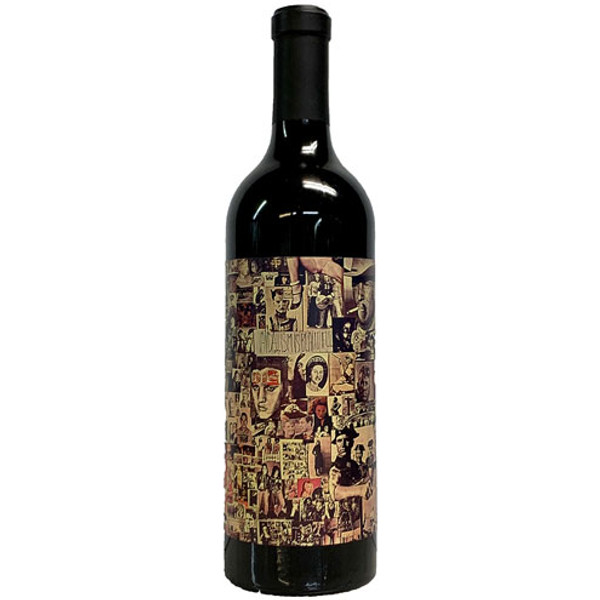 Orin Swift 2018 Abstract