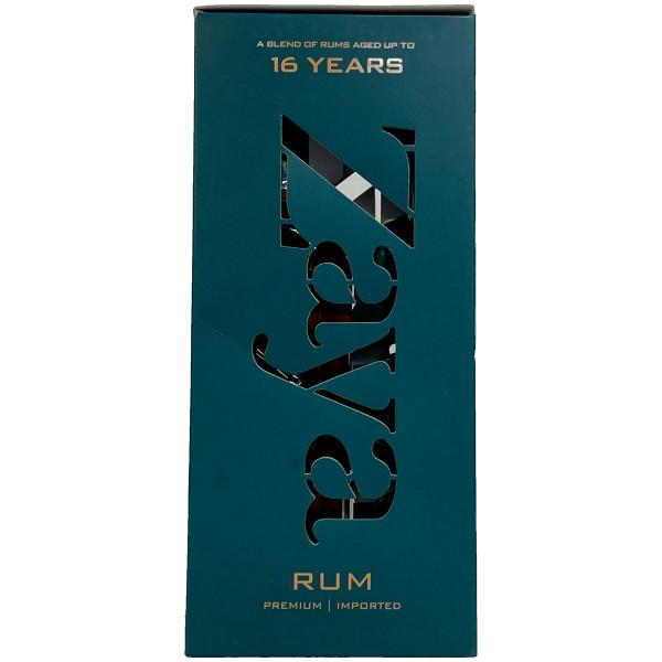 Zaya Rum Gift Pack With Ice Ball