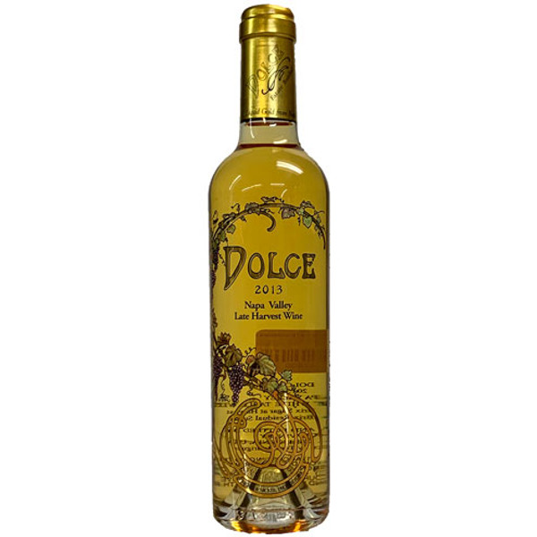 Dolce 2013 Late Harvest Wine 375ML