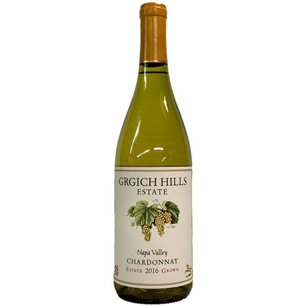 Grgich Hills 2016 Napa Valley Chardonnay | 92+ POINTS