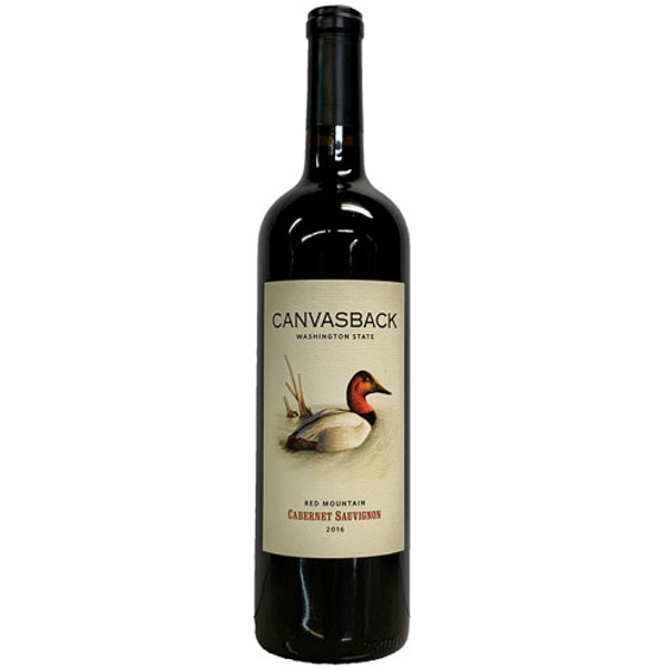 Canvasback 2016 Red Mountain Cabernet Sauvignon | 91 POINTS