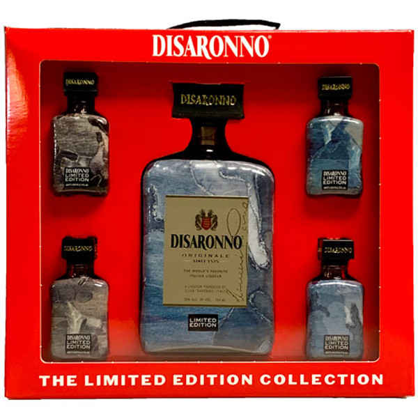 Disaronno Wears Diesel Gift Pack With 4 50ML