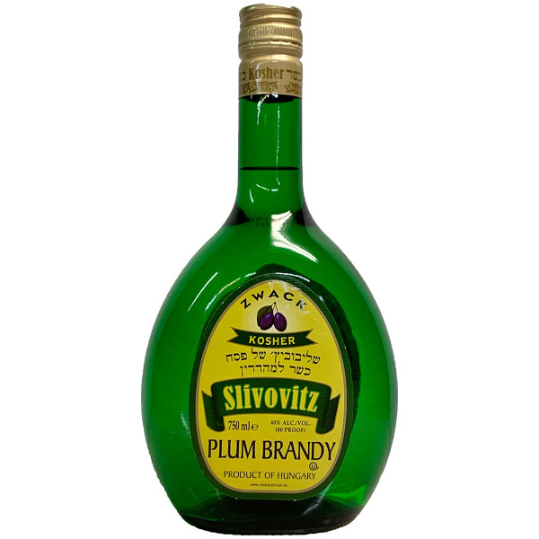 Zwack Slivovitz 3 Year Plum Brandy