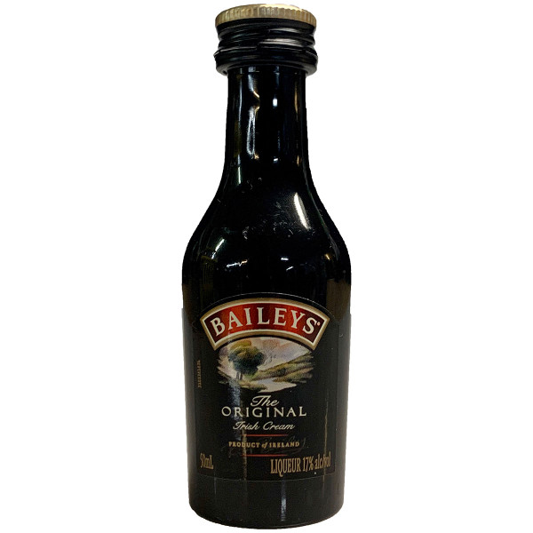 Baileys Irish Cream Liqueur 50ML
