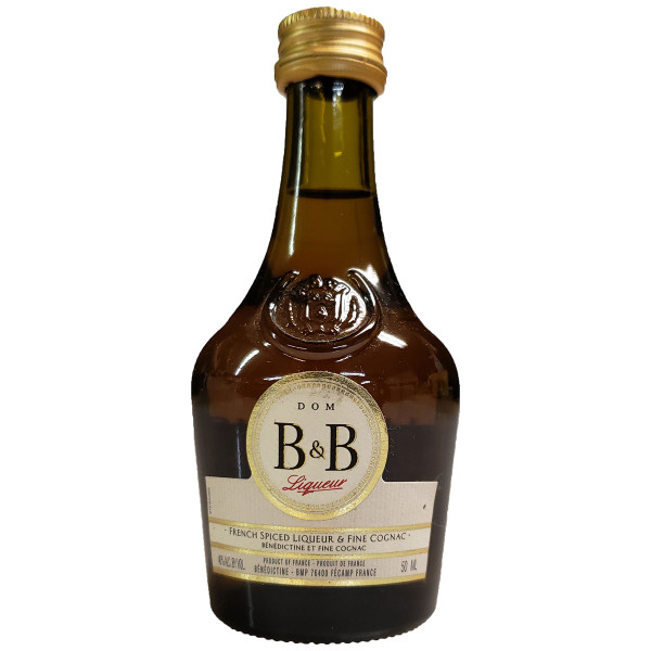 Dom B & B Benedictine Liqueur 50ML